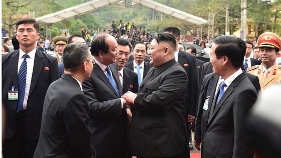 Chủ tịch Triều Tiên Kim Jong-un rời ga Đồng Đăng, kết thúc chuyến thăm hữu nghị chính thức Việt Nam ảnh 2