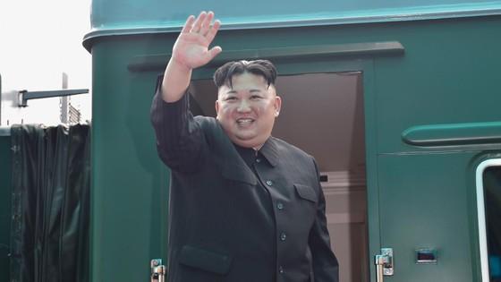 Chủ tịch Triều Tiên Kim Jong-un rời ga Đồng Đăng, kết thúc chuyến thăm hữu nghị chính thức Việt Nam ảnh 4