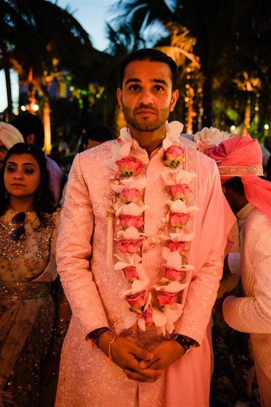 Cận cảnh đám cưới xa xỉ của tỷ phú Ấn Độ tại khách sạn 5 sao JW Marriott Phu Quoc Emerald Bay ảnh 4