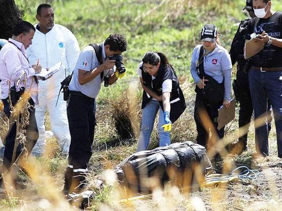 Mexico tìm thấy 19 thi thể dưới kênh thoát nước ảnh 2