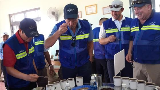 NutiFood bắt tay Greg Norman đưa cà phê Việt xuất khẩu ảnh 1