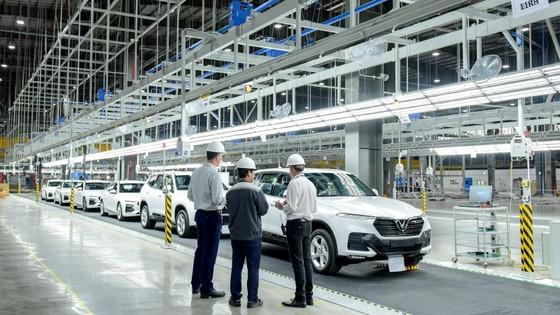 Nhà máy ô tô Vinfast sẽ chính thức khánh thành vào tháng 6-2019 ảnh 2