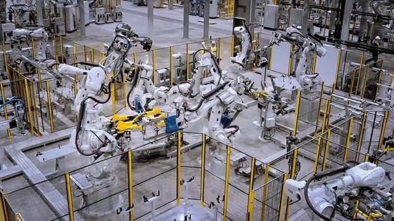 Nhà máy ô tô Vinfast sẽ chính thức khánh thành vào tháng 6-2019 ảnh 1