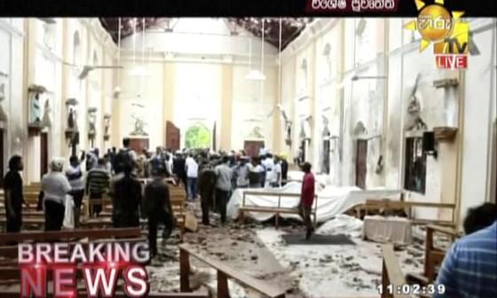 Hàng loạt vụ nổ ở Sri Lanka, ít nhất 207 người thiệt mạng ảnh 6