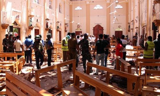 Hàng loạt vụ nổ ở Sri Lanka, ít nhất 207 người thiệt mạng ảnh 1