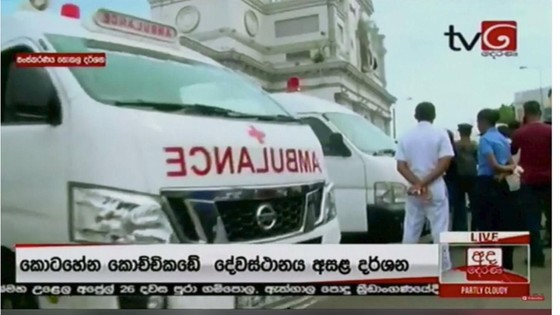 Hàng loạt vụ nổ ở Sri Lanka, ít nhất 207 người thiệt mạng ảnh 18