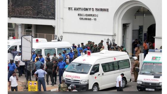 Hàng loạt vụ nổ ở Sri Lanka, ít nhất 207 người thiệt mạng ảnh 22