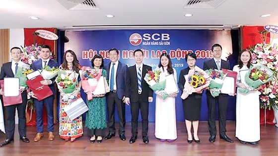 SCB tổ chức thành công Hội nghị Người lao động năm 2019 ảnh 2