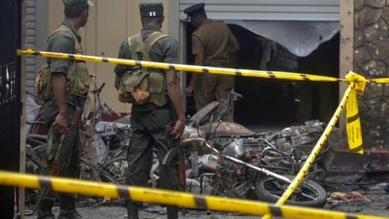 Gần 800 người thương vong trong các vụ nổ tại Sri Lanka ảnh 4