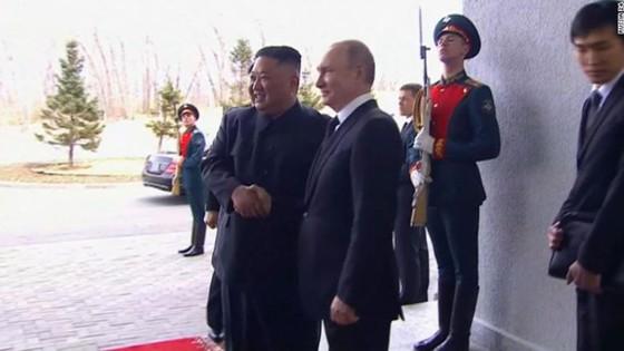 Hội nghị thượng đỉnh Nga-Triều: Hai nhà lãnh đạo đánh giá cao kết quả hội đàm ảnh 5