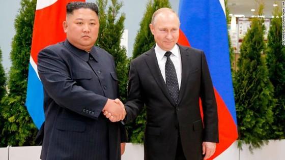 Hội nghị thượng đỉnh Nga-Triều: Hai nhà lãnh đạo đánh giá cao kết quả hội đàm ảnh 3