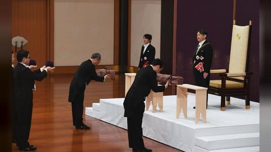 Hoàng Thái tử Naruhito lên ngôi Hoàng đế Nhật Bản với niên hiệu Reiwa ảnh 3
