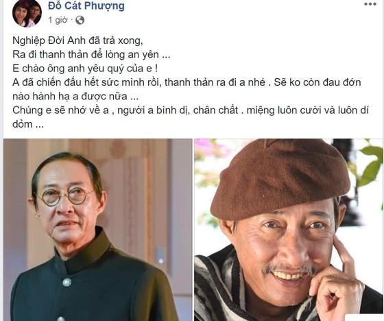 Nghệ sĩ Lê Bình qua đời ở tuổi 67 sau gần một năm điều trị ung thư ảnh 3