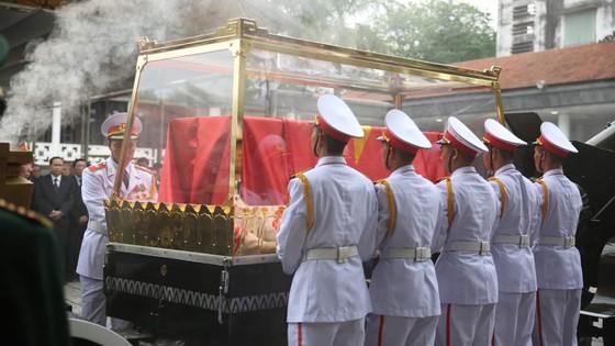 Lễ truy điệu nguyên Chủ tịch nước Lê Đức Anh ảnh 31
