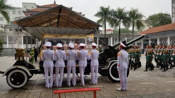 Lễ truy điệu nguyên Chủ tịch nước Lê Đức Anh ảnh 42