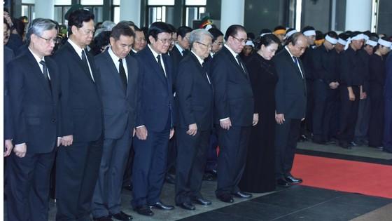 Lễ truy điệu nguyên Chủ tịch nước Lê Đức Anh ảnh 33