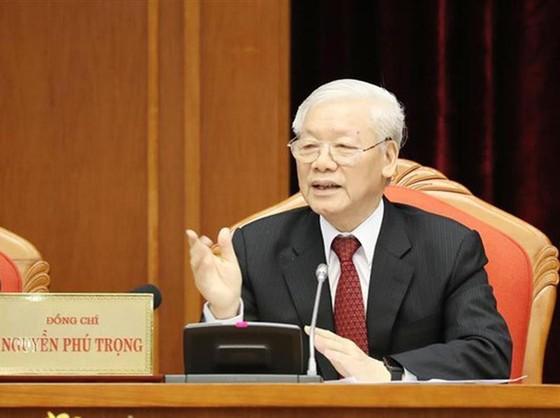 Khai mạc trọng thể Hội nghị lần thứ 10 Ban Chấp hành Trung ương Đảng Khóa XII  ảnh 2