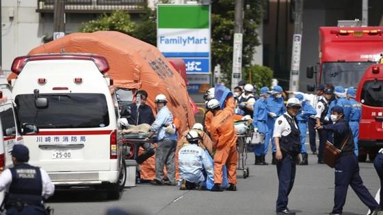 Tấn công bằng dao tại Nhật Bản, 16 người bị thương  ảnh 2