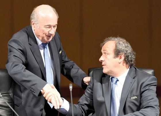 """Đằng sau rắc rối của World Cup 2022: """"Sói già"""" Sepp Blatter vẫn còn giận dữ ảnh 1"""