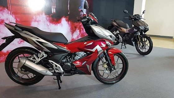 Honda Việt Nam ra mắt Winner X hoàn toàn mới ảnh 1