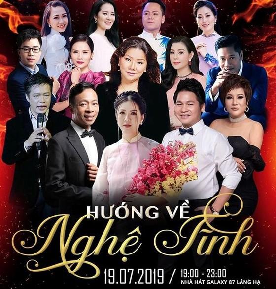 Nghệ sĩ Việt làm đêm nhạc hướng về miền Trung ảnh 1