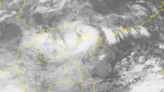 Bão số 3 đã suy yếu thành áp thấp nhiệt đới ảnh 1