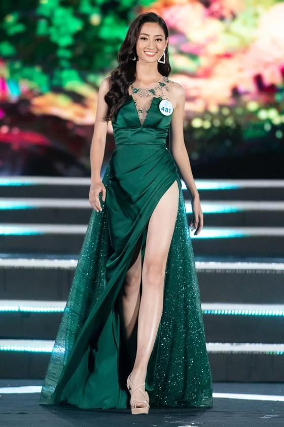 Người đẹp Lương Thùy Linh đăng quang Hoa hậu Thế giới Việt Nam 2019 ảnh 1