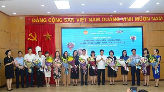 TP Hà Nội: Hơn 1 triệu trẻ tiếp cận chương trình sữa học đường ảnh 1
