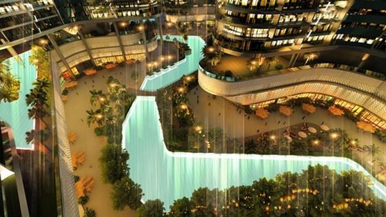 """""""Viên kim cương"""" bên sông Sài Gòn Sunshine Diamond River chuẩn bị ra mắt ảnh 2"""