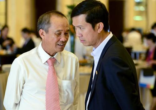 Tân Chủ tịch HĐQT Sacombank Dương Công Minh: Sẽ xử lý nợ xấu 3-5 năm ảnh 1
