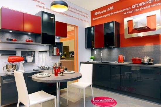 Khai trương showroom nội thất cao cấp Mobalpa và Benedetti ảnh 2