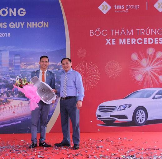 Hàng trăm khách tham dự khai trương TMS Quy Nhon ảnh 2