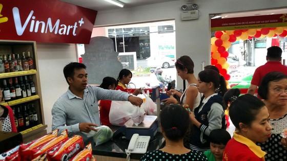 Tại Việt Nam, Vinmart+ là chuỗi siêu thị mini có mô hình tương tự Alfamart và Indomaret, sản phẩm chủ đạo là thực phẩm tươi sống.