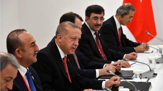 Erdogan at G20