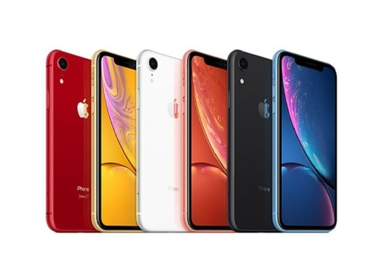 Apple sources the LCD panels for the iPhone XR from Japan Display