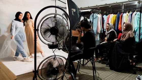 Indonesia seeks lead in global modest-fashion industry
