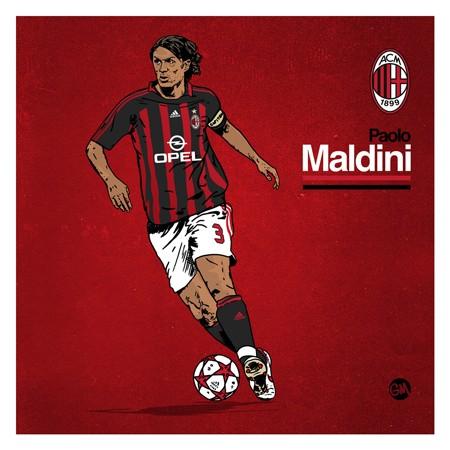 Maldini không về phục vụ Milan dưới tay giới chủ Trung Quốc