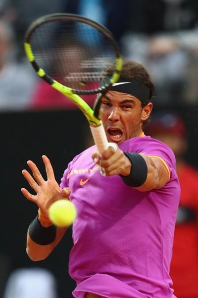 Internazionali BNL d'Italia 2017:  Nadal thất thủ ảnh 1