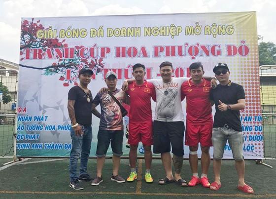 Hoàng Duy FC - Sau bóng đá, là nghĩa tình  những người con xa xứ ảnh 1