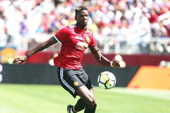 Paul Pogba đang nhận được đánh giá tốt của HLV Mourinho ở giai đoạn giao hữu.