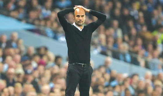 Everton trở thành đội đầu tiên mà Guardiola không thể thắng trong 3 lần đối đầu liên tiếp