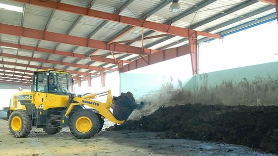 Xử lý bùn thải hướng tới thu hồi năng lượng ảnh 1