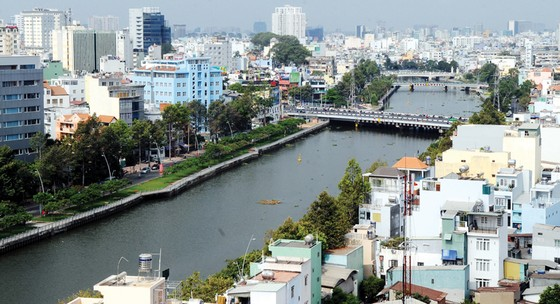 Hạn chế phát triển đô thị ở vùng đất thấp ảnh 1