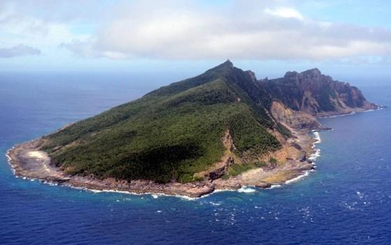 Tàu chiến Trung Quốc tiến gần quần đảo tranh chấp  ảnh 1