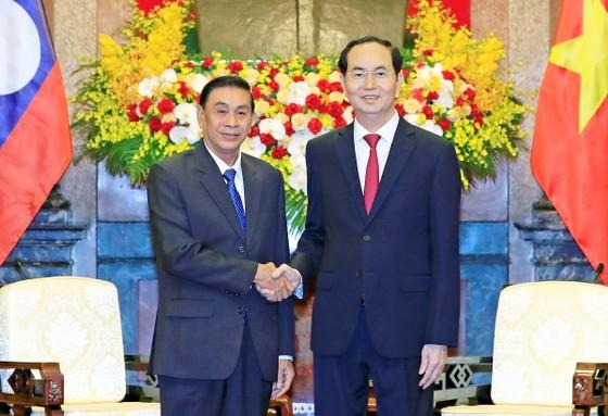 Thắt chặt hơn nữa quan hệ Việt - Lào ảnh 1