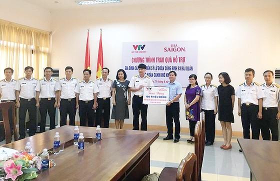 Bia Sài Gòn chung tay góp sức  cho biển đảo quê hương Việt Nam ảnh 1
