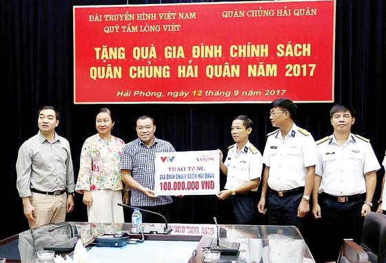 Bia Sài Gòn chung tay góp sức  cho biển đảo quê hương Việt Nam ảnh 2