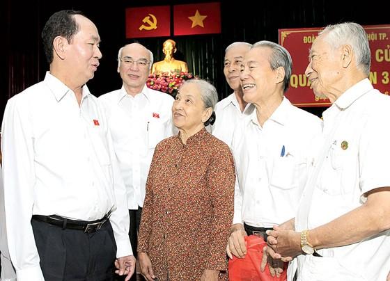 Chủ tịch nước Trần Đại Quang:  Chính sách pháp luật cần tạo sự đồng thuận cao trong xã hội ảnh 1