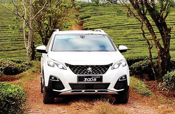 Tháng 6-2018, bộ đôi 5008 và 3008  hút khách, Peugeot tăng trưởng mạnh  ảnh 1