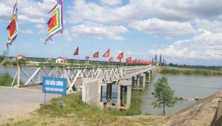 Hỗ trợ 15 tỷ đồng chỉnh trang Khu di tích Đôi bờ Hiền Lương - Bến Hải ảnh 1